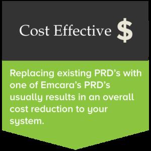 Cost Effective PRD's